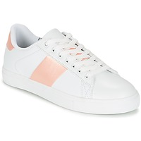 Shoes Women Low top trainers Spot on REVILLIA White / Pink