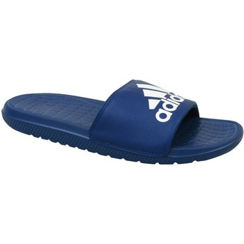 Shoes Men Flip flops adidas Originals Voloomix Navy blue