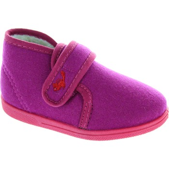 Shoes Girl Slippers Chipmunks Emme Fuchsia