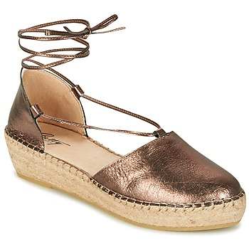 Shoes Women Sandals Betty London GIORDA Bronze