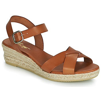 Shoes Women Sandals Betty London GIORGIA Camel