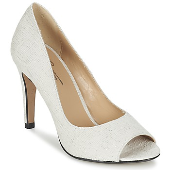 Shoes Women Heels Betty London EMANA White