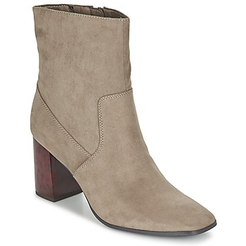 Shoes Women Ankle boots Tamaris FELISA Cashmere / Suede