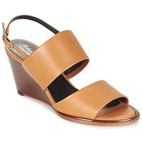 Shoes Women Sandals Robert Clergerie GUMI Brown