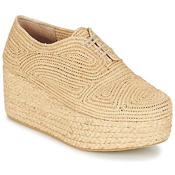 Shoes Women Derby Shoes Robert Clergerie PINTOM BEIGE