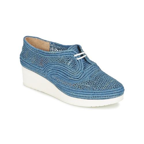 Shoes Women Derby Shoes Robert Clergerie VICOLEM Blue