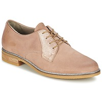 Shoes Women Derby Shoes Dream in Green GOVIATTE Pink / Pale
