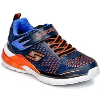 Shoes Boy Multisport shoes Skechers ERUPTERS II MARINE / Orange
