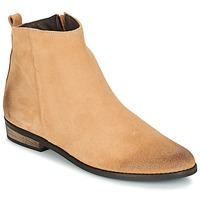 Shoes Women Mid boots So Size GARENA Beige