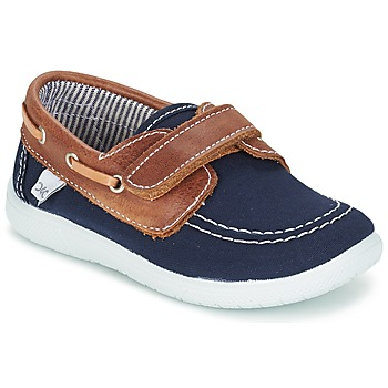 Shoes Boy Boat shoes Citrouille et Compagnie GASCATO MARINE