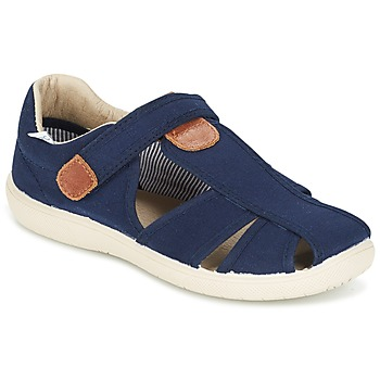 Shoes Boy Sandals Citrouille et Compagnie GUNCAL MARINE