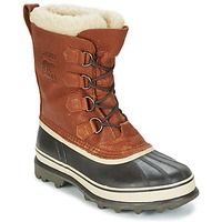 Shoes Men Snow boots Sorel CARIBOU WOOL Tabacco