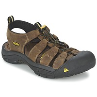 Shoes Men Outdoor sandals Keen NEWPORT Brown