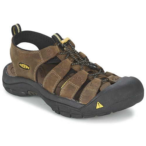 Shoes Men Outdoor sandals Keen NEWPORT BISON