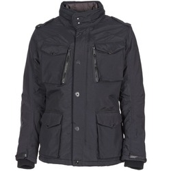 Clothing Men Parkas Schott FIELD Black
