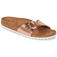 Shoes Women Mules Birkenstock MADRID BRONZE / Pink