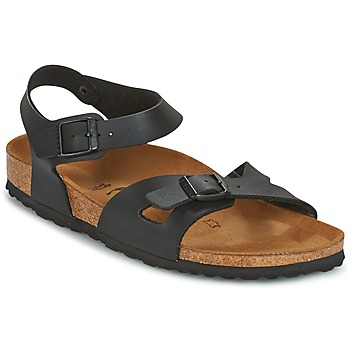 Shoes Women Sandals Birkenstock RIO Black