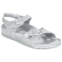Shoes Children Sandals Birkenstock RIO EVA Silver
