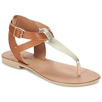 Shoes Women Sandals Betty London VITAMO GOLD