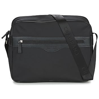 Bags Men Messenger bags Chabrand ST ANTOINE MESSENGER Black