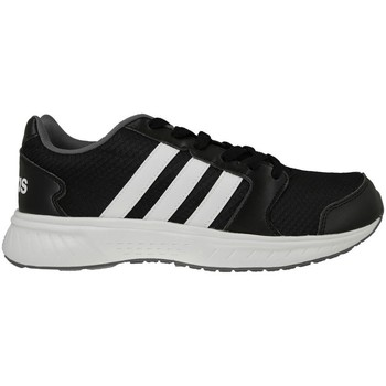 Shoes Men Low top trainers adidas Originals VS Star White-Grey-Black