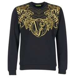 Clothing Men sweatpants Versace Jeans B7GPB7F0 Black