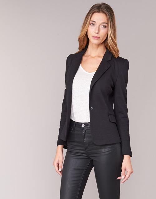 Clothing Women Jackets / Blazers Vero Moda JULIA Black