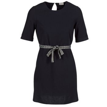 Clothing Women Short Dresses Vero Moda MILO SUKI Black