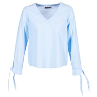Clothing Women Tops / Blouses Vero Moda ELVA Blue