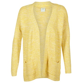 Clothing Women Jackets / Cardigans Vero Moda GERDA Yellow