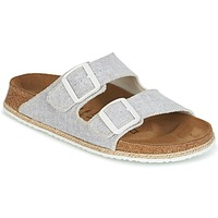 Shoes Women Mules Papillio ARIZONA Grey