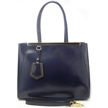 Bags Women Handbags Vera Pelle A4 Navy blue