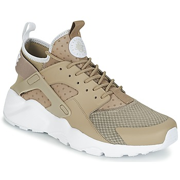 Shoes Men Low top trainers Nike AIR HUARACHE RUN ULTRA KAKI