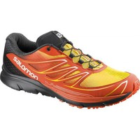 Shoes Men Running shoes Salomon Sense Mantra 3 Red
