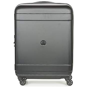 Delsey  INDISCRETE HARD 4R 66CM  mens Hard Suitcase in black