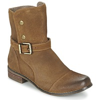 Shoes Women Mid boots Kdopa  CAMEL