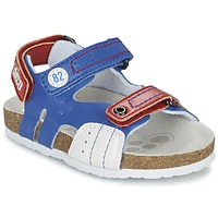 Shoes Boy Sandals Chicco HELIO Blue / Royal
