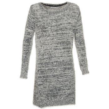 Clothing Women Short Dresses Noisy May ALLY Grey