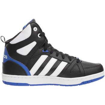 Shoes Men Hi top trainers adidas Originals Hoops Team Mid Blue-White-Black