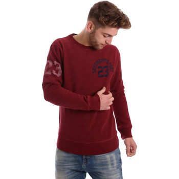 Clothing Men Jackets / Cardigans Superdry M20024PNF5 Sweatshirt Man Red Red