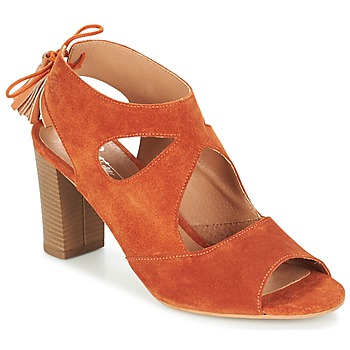 Shoes Women Sandals Betty London GARMER Rust