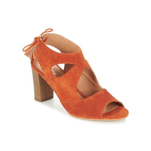 Shoes Women Sandals Betty London GARMER Rust