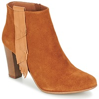 Shoes Women Ankle boots Betty London GAMI Camel