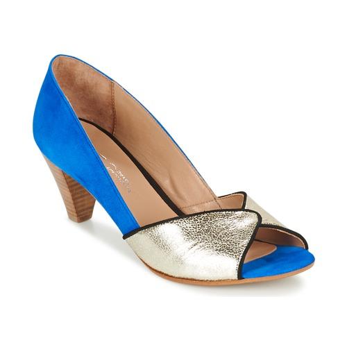 Shoes Women Heels Betty London GABYN Blue / Gold