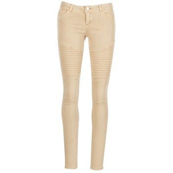 Clothing Women 5-pocket trousers Noisy May EVE BEIGE