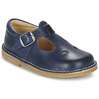 Shoes Children Flat shoes Citrouille et Compagnie GLARCO Blue