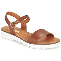 Shoes Girl Sandals Citrouille et Compagnie GLAPOTTI Camel