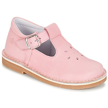 Shoes Girl Flat shoes Citrouille et Compagnie GARENIA Pink