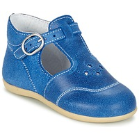 Shoes Boy Sandals Citrouille et Compagnie GODOLO Blue