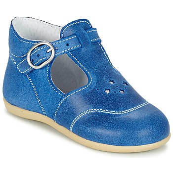 Shoes Boy Sandals Citrouille et Compagnie GODOLO Blue